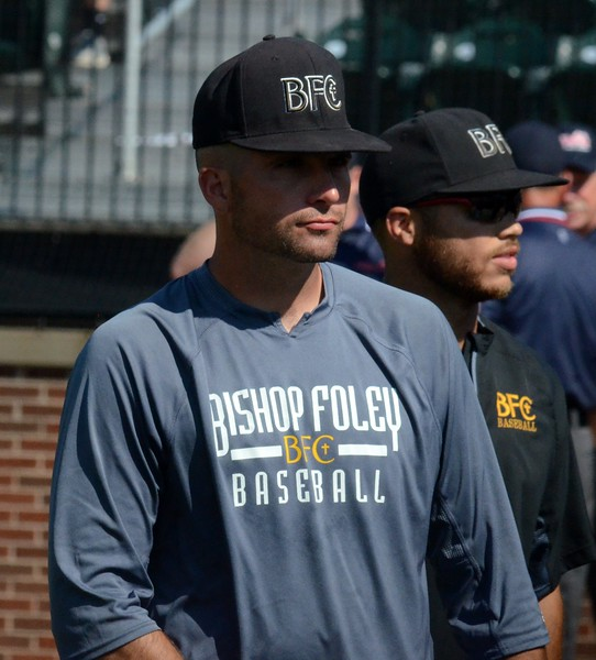 Riverview Gabriel Richard defeated Madison Heights Bishop Foley, 3-0, in Saturday's Division 3 baseball final at Michigan State University on Saturday. (Oakland Press photo gallery by Drew Ellis)