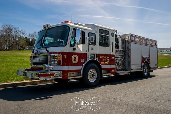 Wagontown Fire Company