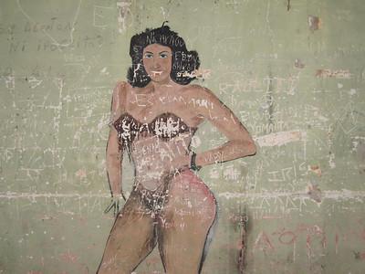 12-14-06 Karen Wilkining joins us, X Rated Prison Art Isla San Lucas