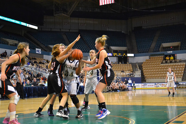 Girls' Basketball 3.16.13 -LIVE