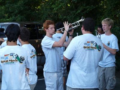 2010-2011 RHS Band