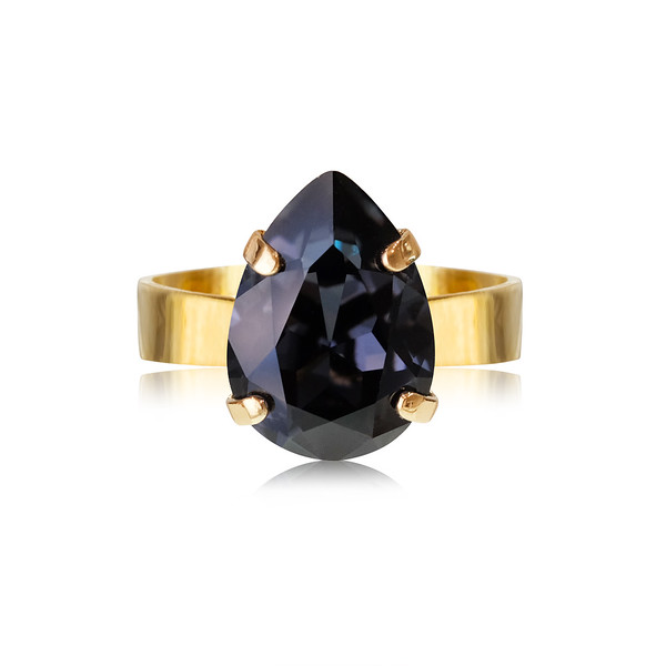 Mini Drop Ring : Graphite Gold.jpg