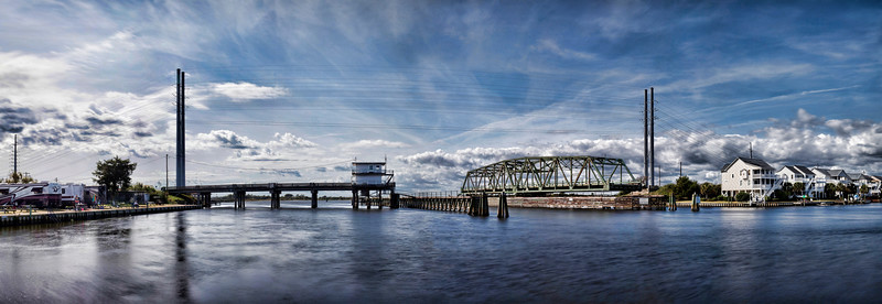 Swing Bridge Retouch