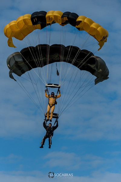 2020 Army Golden Knights Training