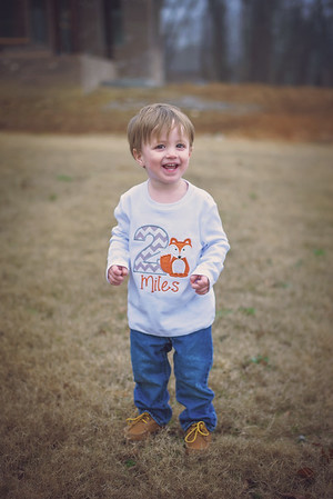 Miles - 2 Year Photos