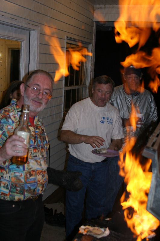 Cliff and Janice's annual bash