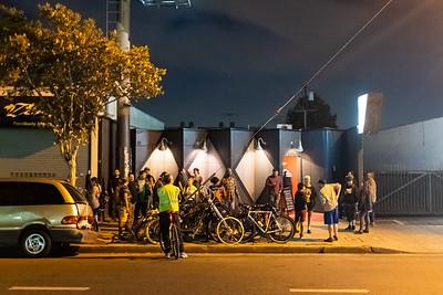Oct. 2019 Bike Bike Tijuana and Pedal Strike Highland Park