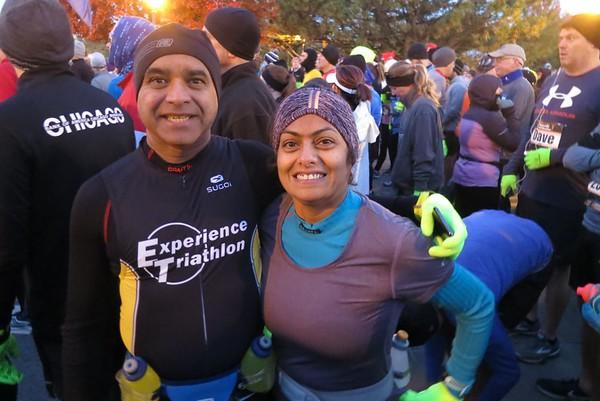 Naperville Half Marathon 2018