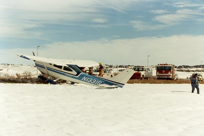 Jordan & E-470 Air Alert 3 on 10-29-1997