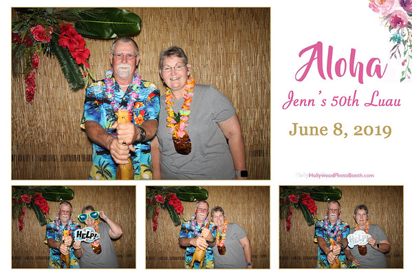 Jenn's 50th Birthday - 6/8/2019
