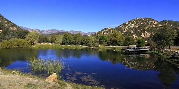 Lakes-Ponds
