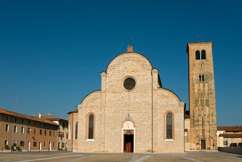 Concordia Sagittaria Basilica, Italy