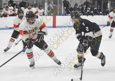 Taunton - Foxboro Boys Hockey 1-25-20