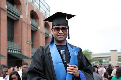 Vishwa's Graduation - 2019