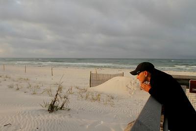 "04-20-11 ""Walk In My Shoes"" Destin to Panama City Beach by Omar Vega"