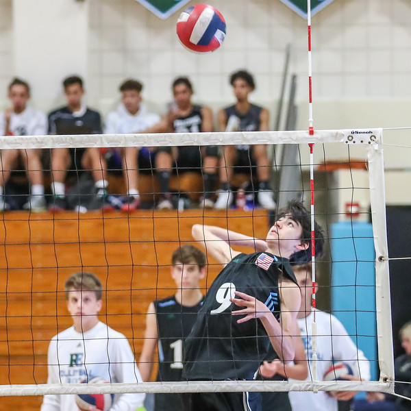 Smoothie King Volleyball Tournament, Ransom Everglades 2018