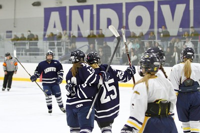GV Hockey vs. Andover High