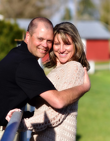 Ericka & Christopher Engaged