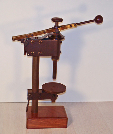 Vintage Watchmakers Drill Press