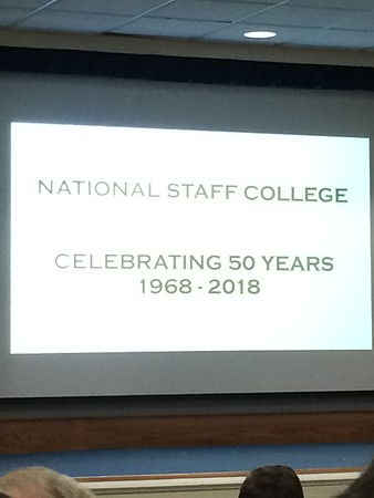 2018 ILWG National Staff College Participants