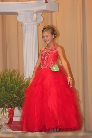 PreTeen Miss Pink Tomato