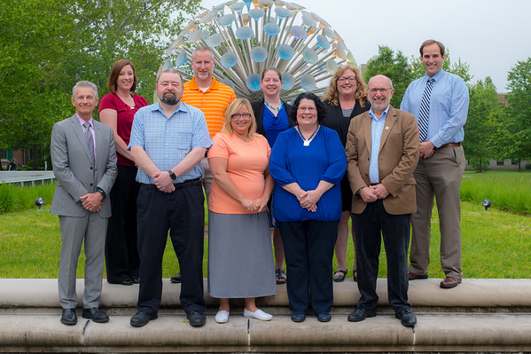 Staff Council Group, 2017