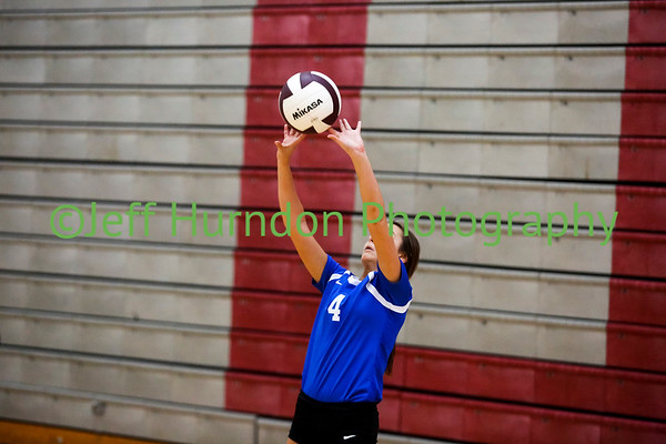 UGHS VB vs Locust Grove 9-13-2016