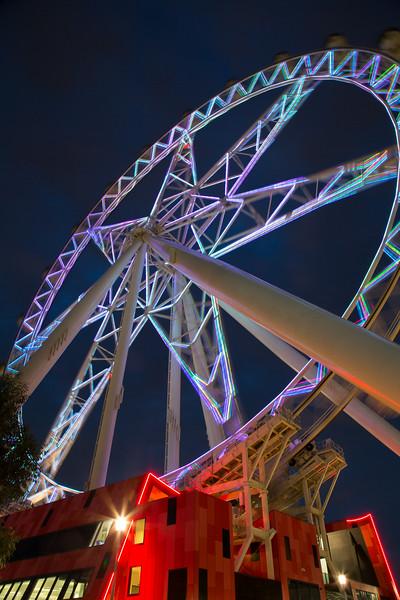 The Melbourne Wheel