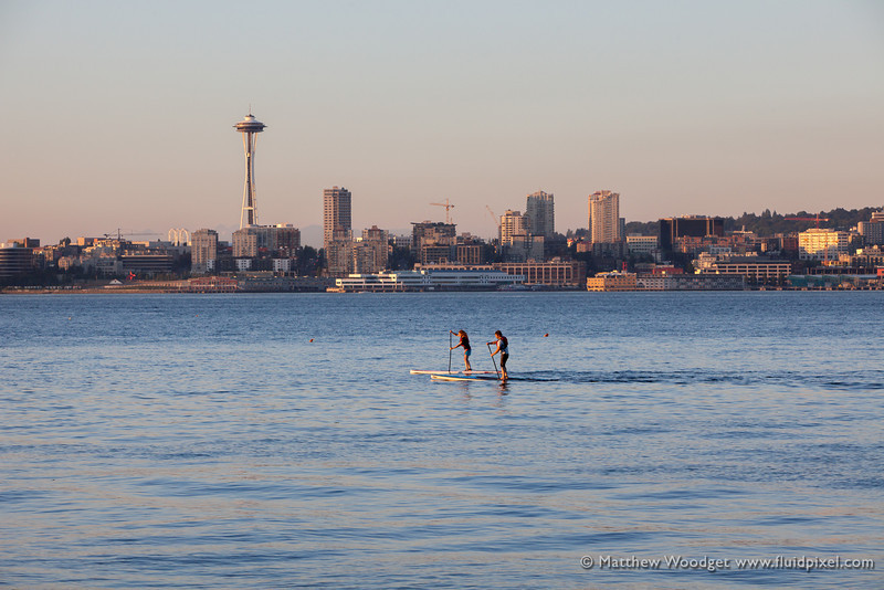 Woodget-130722-015--paddle board, paddling, Peuget Sound, recreation, Seattle, Space Needle, sport, sunset - TIME OF DAY.jpg