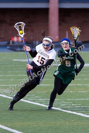 2013 03 27 Varsity Girls LaCrosse vs Notre Dame