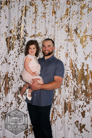 Photo Booth // Springfield YL Father Daughter Dance 2019