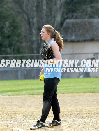 Sullivan West vs. Port Jervis Softball