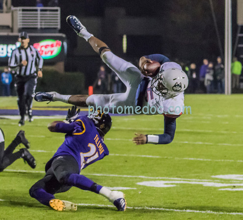 ECU vs UCON football 11 17 18