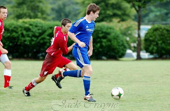 Liverpool Soccer 2013, Kershaw Club Soccer