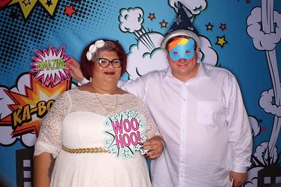Super Epic Super Hero Wedding