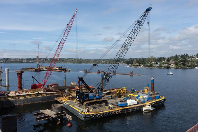 Construction Barges
