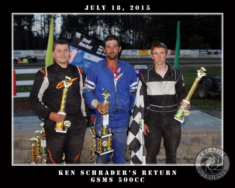 7-18 Ken Schrader's Return