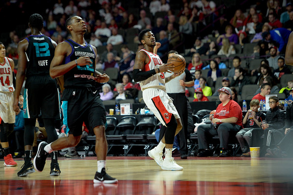 Greensboro Swarm v Windy City Bulls 03242018