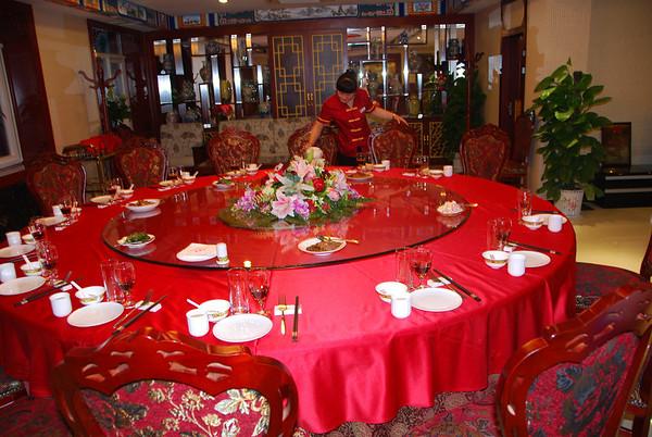 Day 16 Jun 25 Final Dinner - Peking Duck