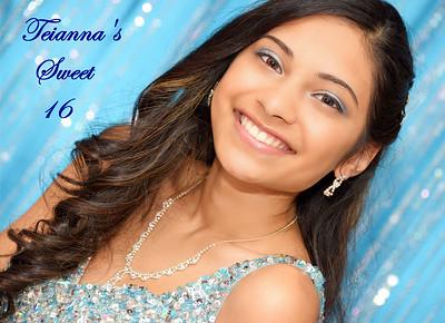 Teianna's Sweet 16