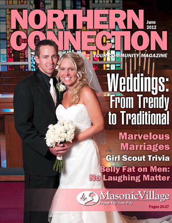 Northern Connection Magazine Cover