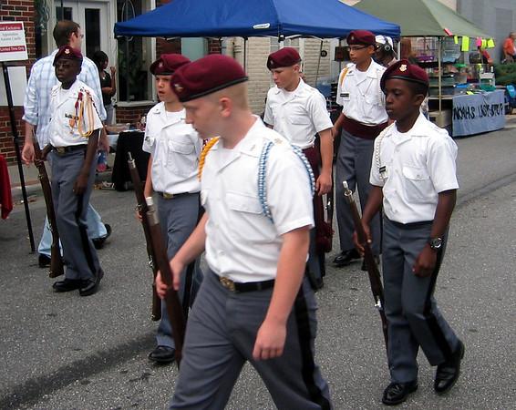 Appomattox Railroad Festival Parade