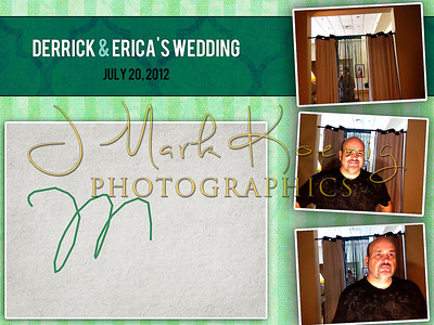 Erica and Derrick's Photobooth