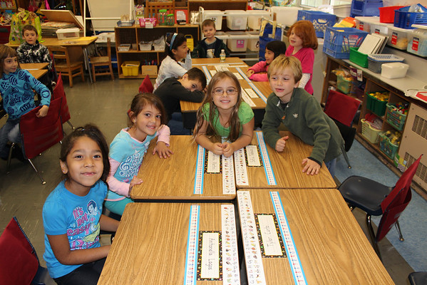 GLWD 1st Grade class trip 2012