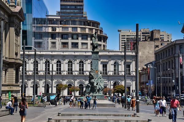 Santiago, Chile (February 2020)