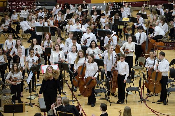 8th Grade Orchestra