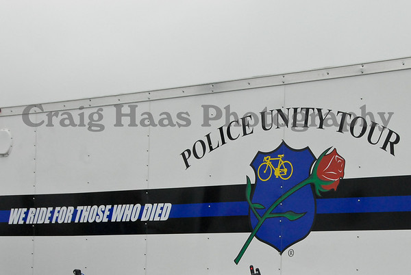 Police Unity Tour - 2012