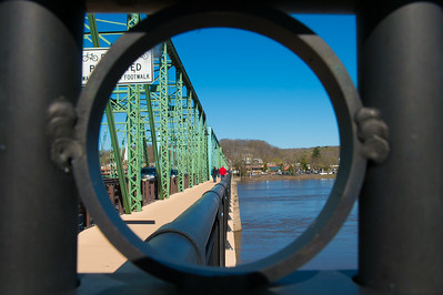 Delaware River Area of Washington's Crossing