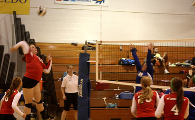 Volleyball vs Booklyn 9/13/2012