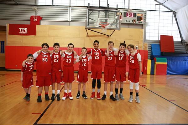 Boys Basketball 1/7/19